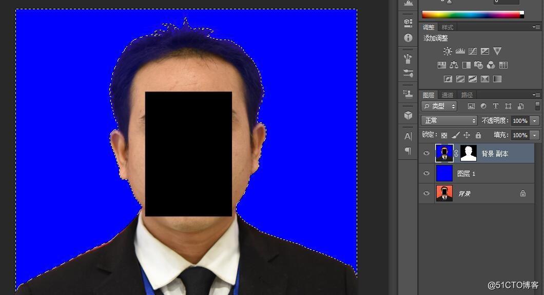 证件照片换背景