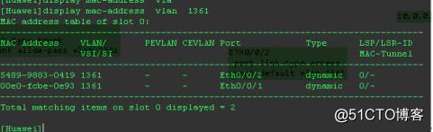 路由器子接口及VLAN配置