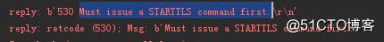 Python3邮件发送简易版