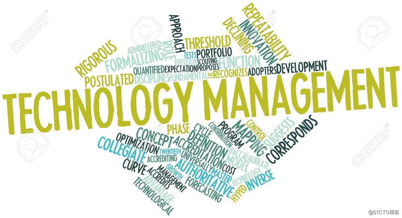 技术管理主要做什么?