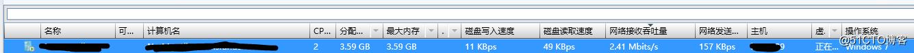 奇怪的VM高网络接收吞吐量问题查找