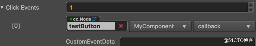 Cocos Creator开发中的按钮节点的事件处理方法