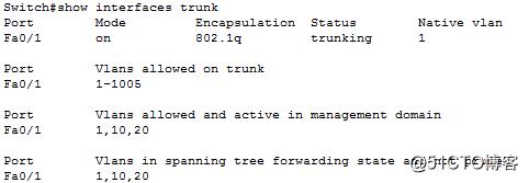 思科拓扑--小型公司案例实施和思路。