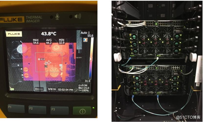 如何降低数据中心机柜的局部高热