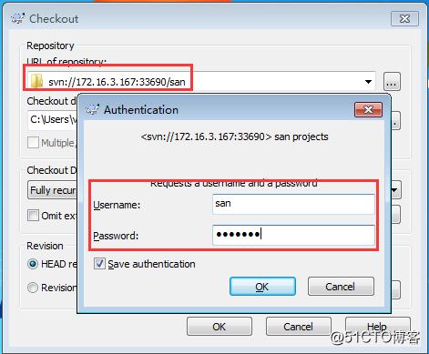 CentOS7安装配置svn及svn hook实战