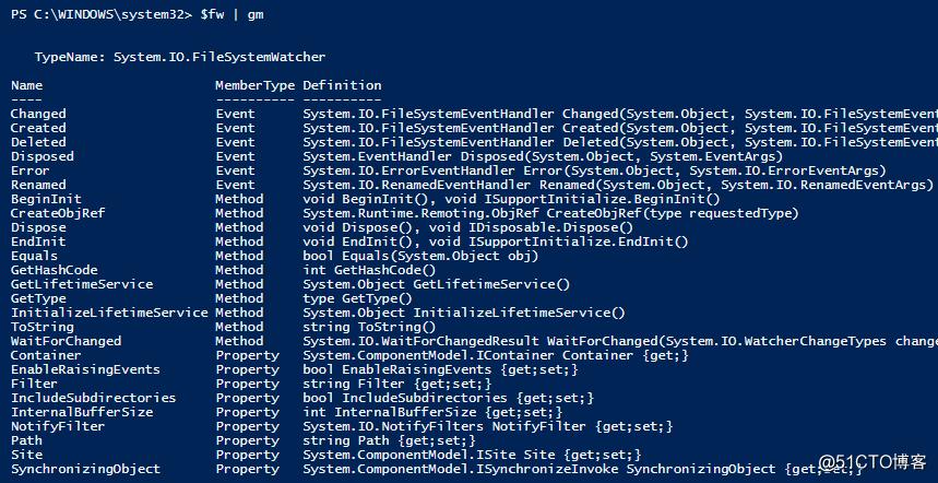 基于事件触发PowerShell重置文件权限