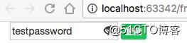 通过jquery做密码框的显示和隐藏效果