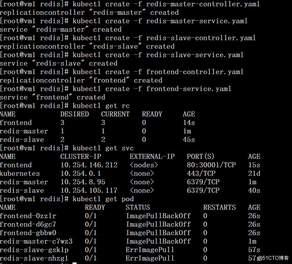 使用Kubernetes创建PHP留言板系统