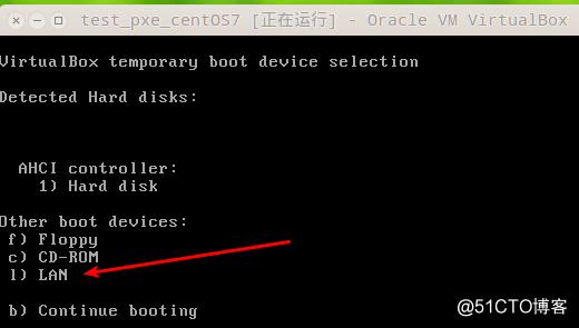 自动化运维之CentOS7下PXE+Kickstart+DHCP+TFTP+HTTP无人值守安装系统