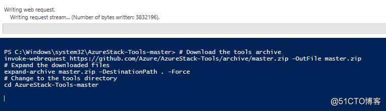 配置使用Powershell管理Azure Stack