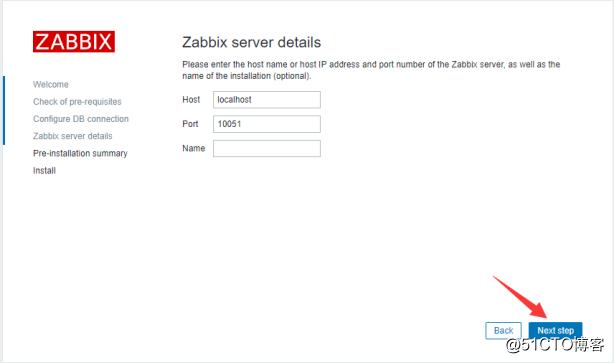 60秒内快速搭建完整zabbix3.4.6监控系统
