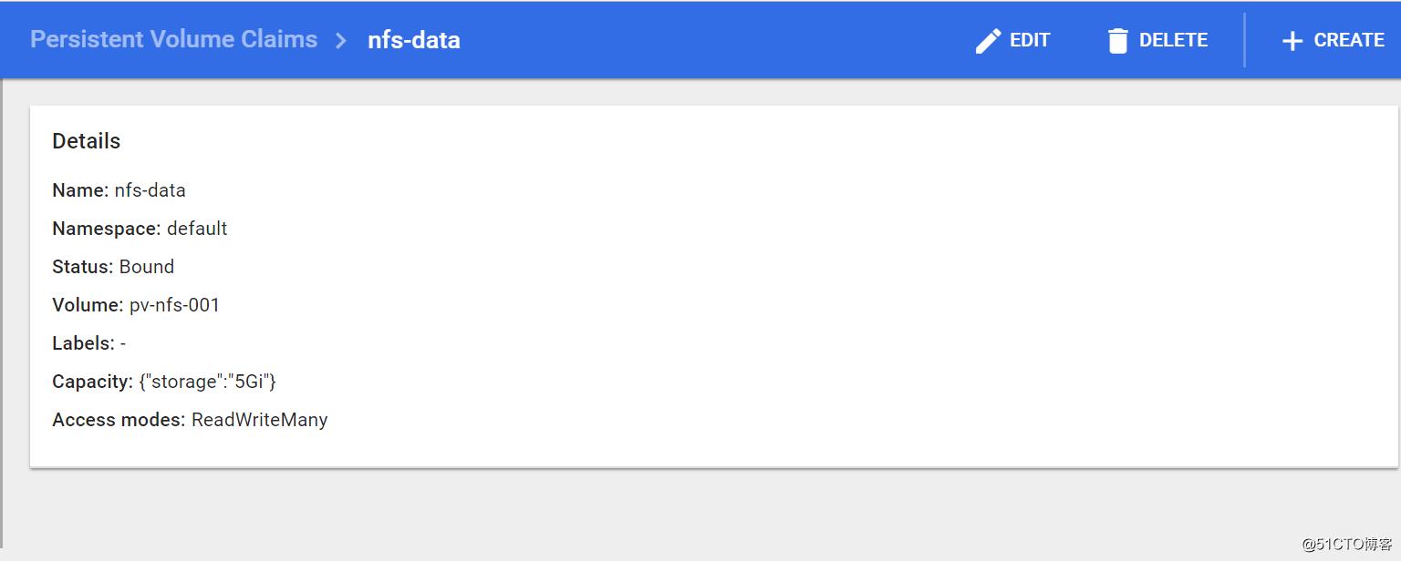 Kubernetes数据持久化方案