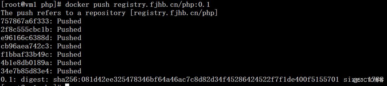 在kubernetes集群中部署php应用