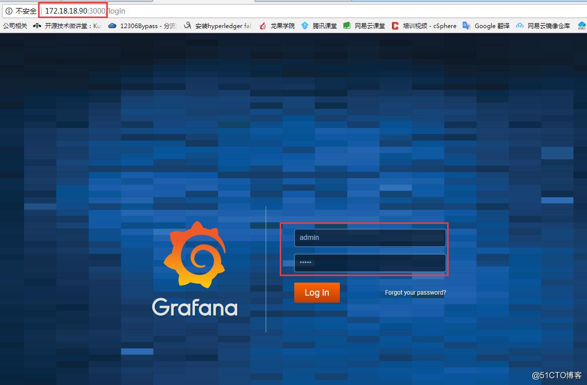 docker:快速构建容器监控系统cAdvisor+InfluxDB+Grafana