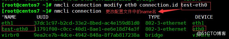 Linux网络配置