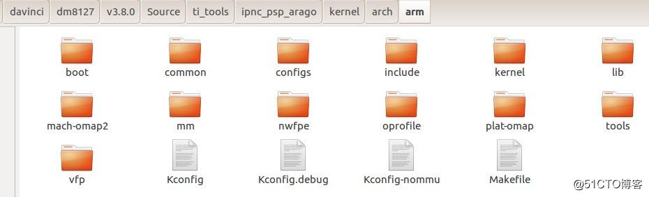 图像识别DM8127开发攻略——KERNEL的移植说明