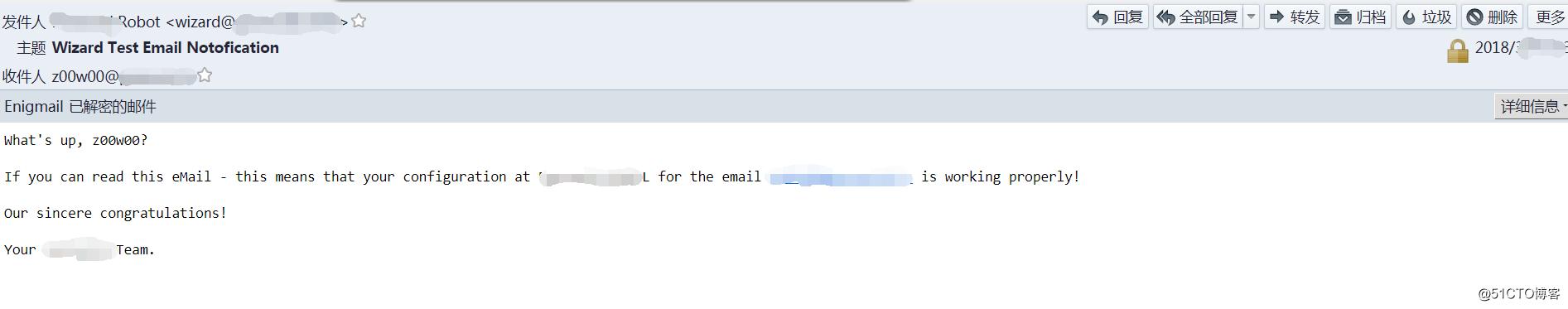 这就是我向您推荐使用Thunderbird邮件客户端的理由