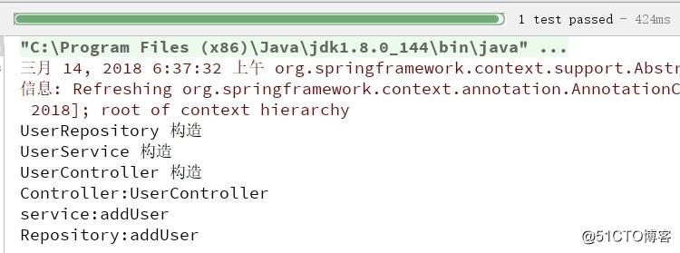 使用Java代码和注解完成Spring配置