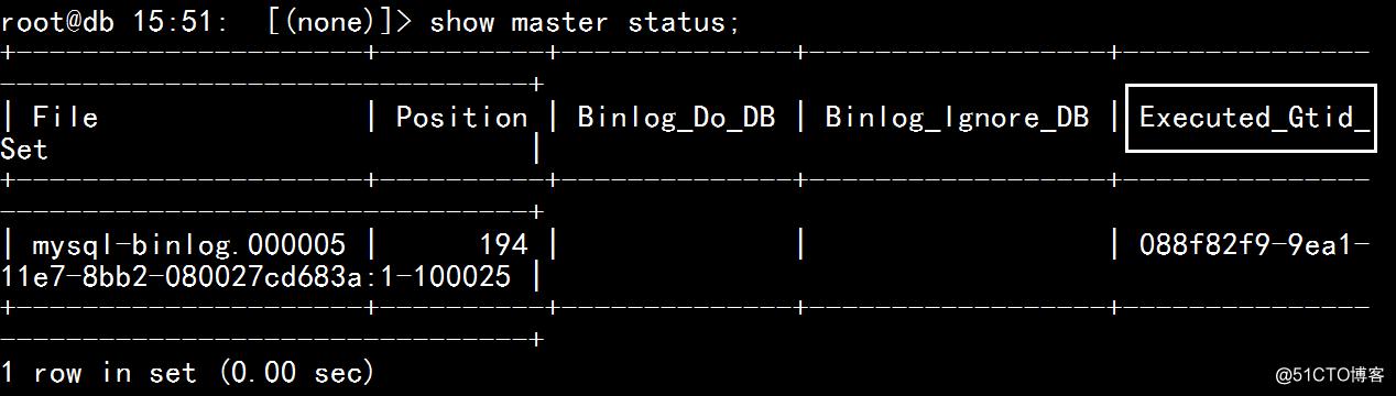 GTID!MySQL复制中的核武器