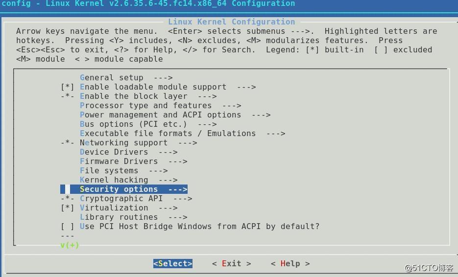 Linux下安装配置LIDS系统