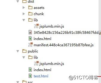 运用webpack复制静态文件