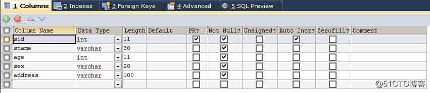 Mybatis在接口上使用注解配置SQL语句以及接口与xml一起使用