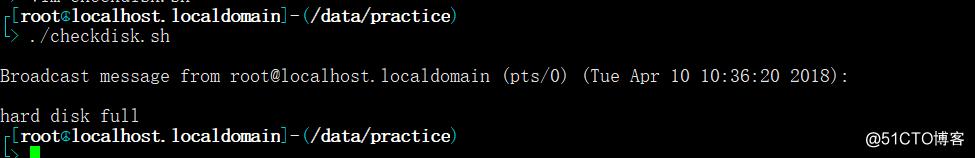 shell脚本练习后续可能继续追加~~~