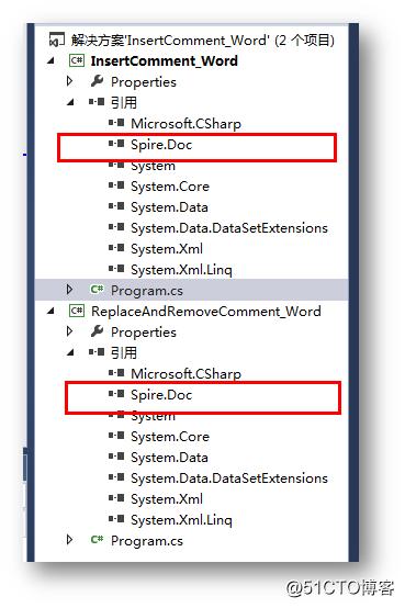 C# /VB.NET 操作Word (一)——插入、修改、删除Word批注