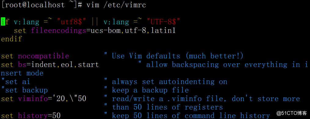 vim介绍  vim颜色显示和移动光标  vim一般模式下移动光标  一般模式下复制剪切粘贴