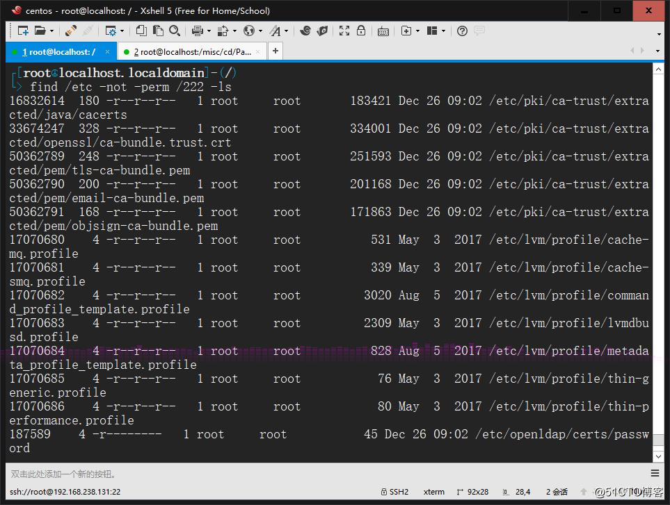 find命令基本用法及练习