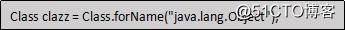 Java学习总结(十四)——java反射机制,利用反射动态创建对象