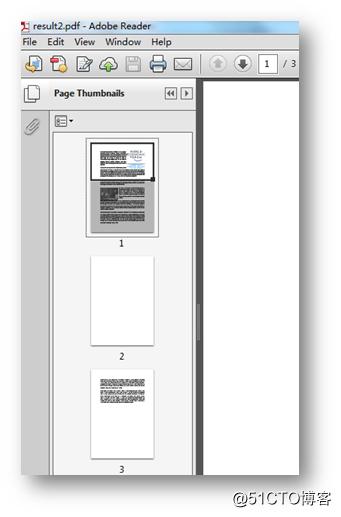C# 添加、删除PDF空白页