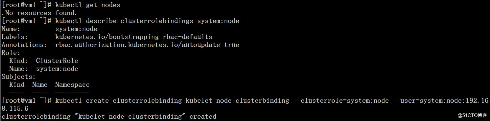 K8S二进制部署node节点
