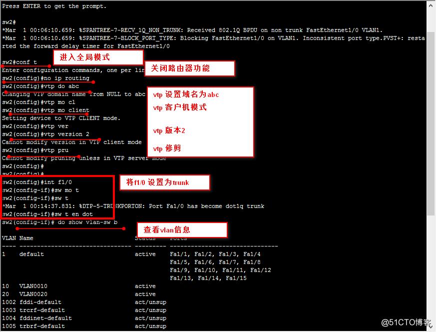 配置路由器 实现内网访问路由器及外网