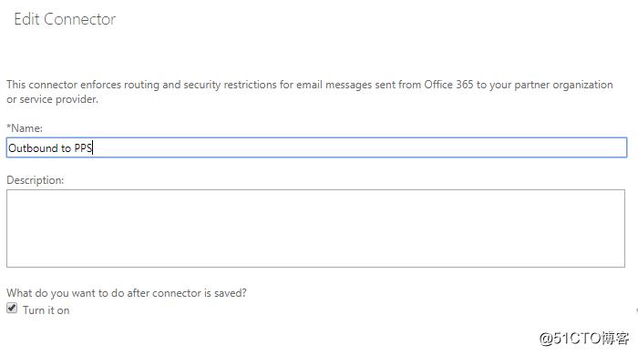 Office365 设置 transport rule转发到第三方安全扫描邮件