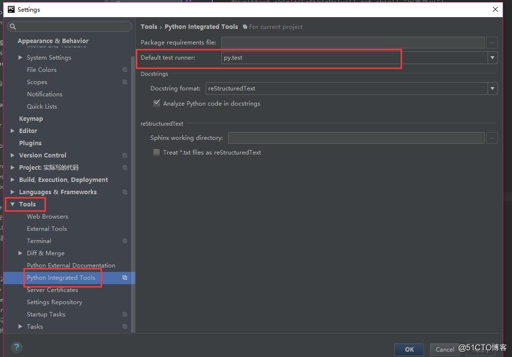 pycharm----修改脚本默认运行方式及不生成HTML测试报告解决方法