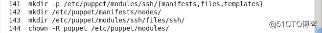 Puppet批量修改SSH端口-Linux软件分发