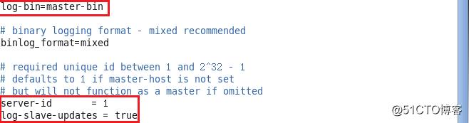 Mysql主从复制和读写分离