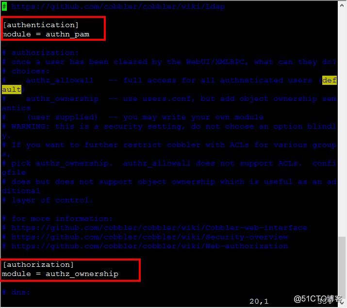 在CentOS7中 部署cobbler自动装机