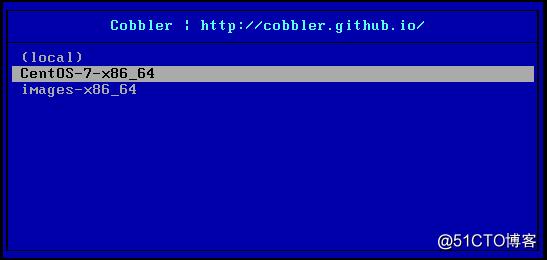CentOS7中搭建Cobbler自动装机服务