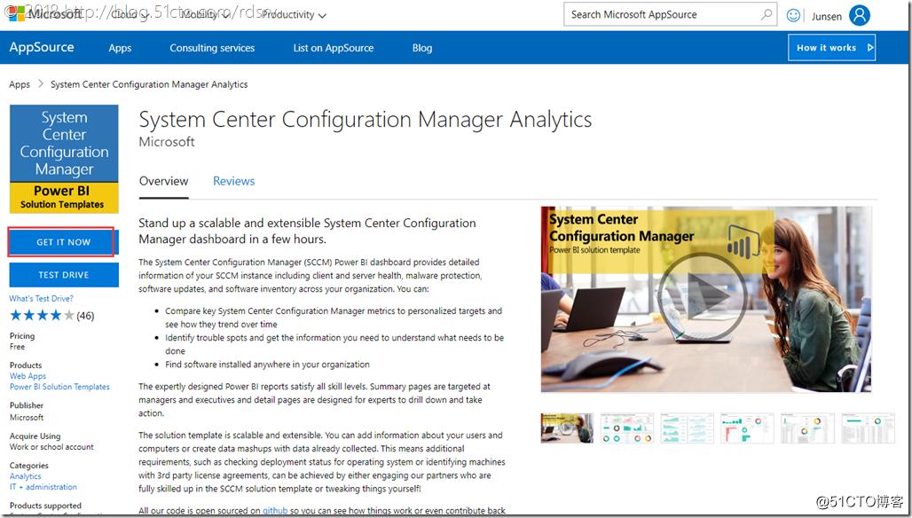 PowerBI從SCCM數據庫中分析數據和KPI展現- IT閱讀