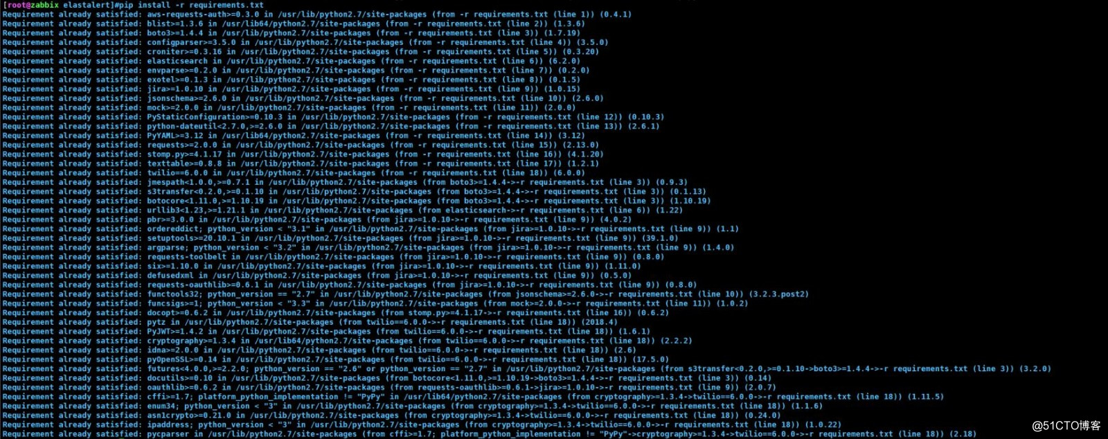 ELK借助ElastAlert实现故障提前感知预警功能