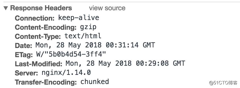 nginx-http配置介绍