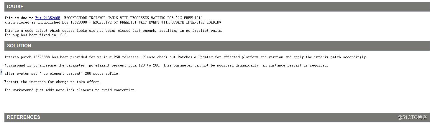 Oracle11.2.0.4-Rac集群hang分析记录