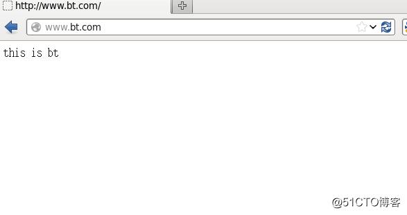 Nginx虚拟主机配置