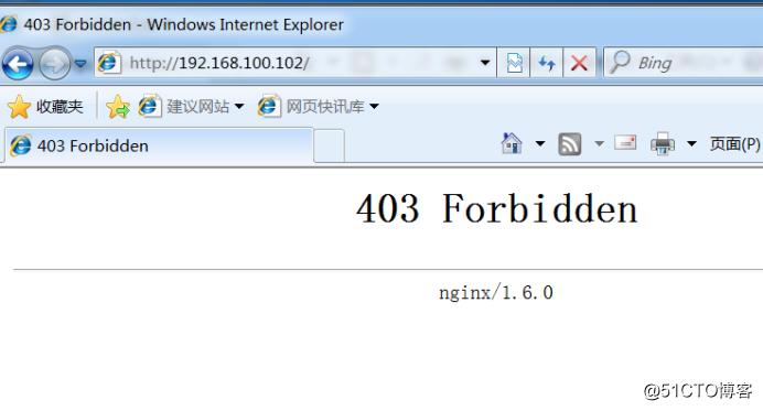 Linux 6.5 部署Nginx 服务