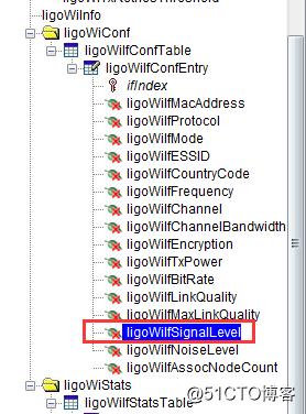 Ligowave力格微无线网桥获取SNMP OID值方法