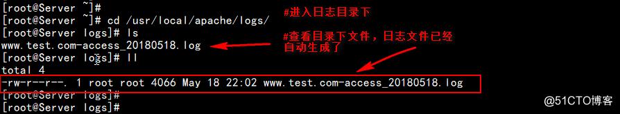 Apache日志分割(rotatelogs、cronolog)