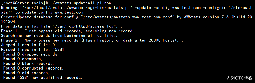 AWStats 强大的日志分析系统