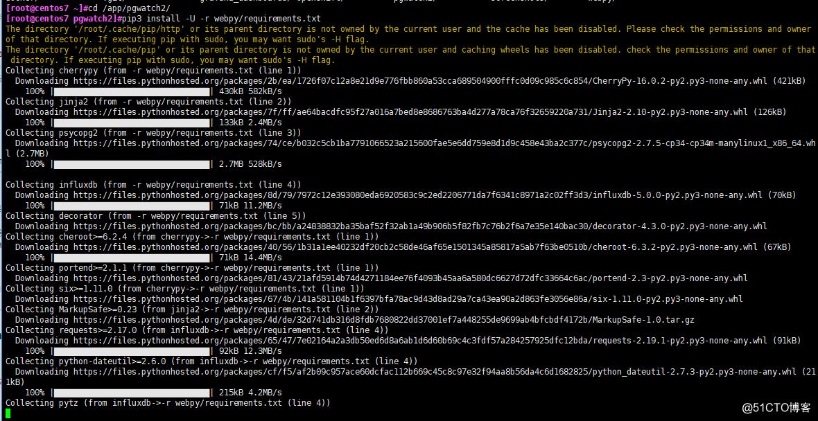 PostgreSQL监控之pgwatch2
